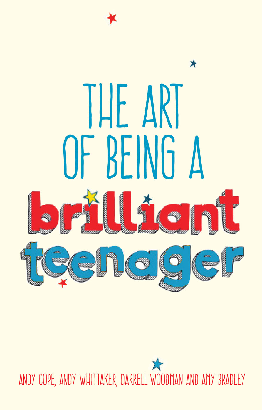Brilliant Teenager Cover