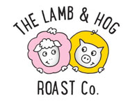 The Lamb and Hog Roasting company  Product branding