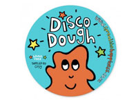 Disco dough Product branding
